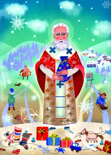 December 6 St. Nicholas Day