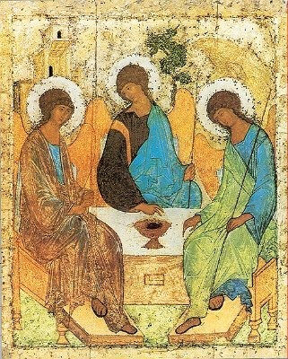 A Sonnet for Trinity Sunday