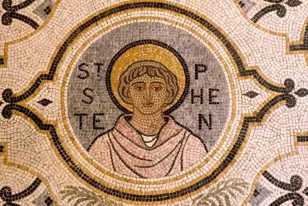 On the Feast of Stephen