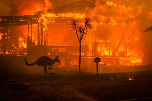 Moments: Prayer in the midst of the Australian fires