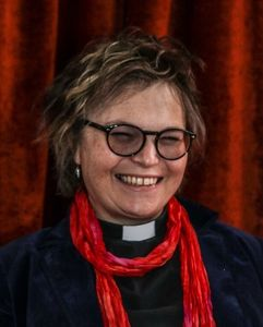 The Rev. Rachel Mann