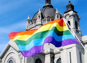 Marriage equality good for the church