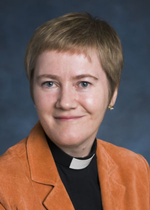 The Ven. Dr. Ellen Clark-King