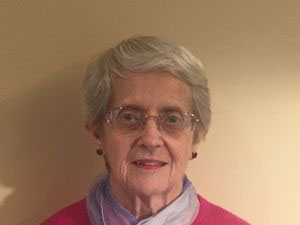 The Rev. Joy MacCormick